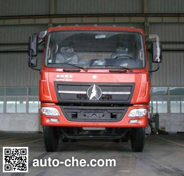 Beiben North Benz фургон (автофургон) ND5140XXYZ00
