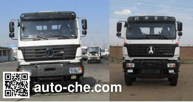 Beiben North Benz cargo truck ND1160AD4J6Z01
