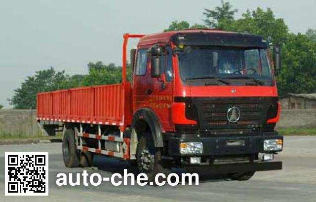 Beiben North Benz cargo truck ND1165A48J