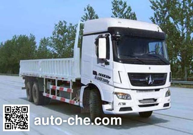 Beiben North Benz cargo truck ND12500B34J7