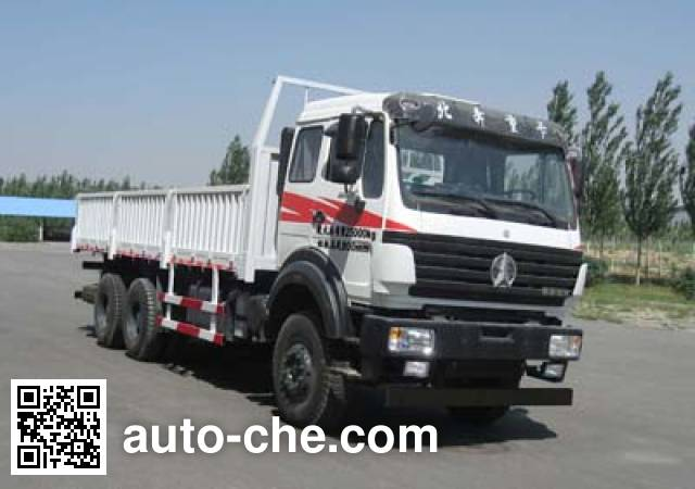 Beiben North Benz cargo truck ND12500B51J6Z00