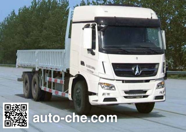 Beiben North Benz cargo truck ND12500B56J7