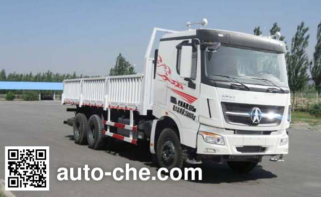 Beiben North Benz cargo truck ND12504B38J7