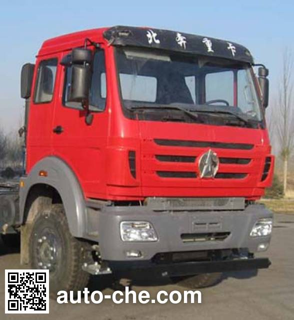 Beiben North Benz фургон (автофургон) ND5160XXYZ01