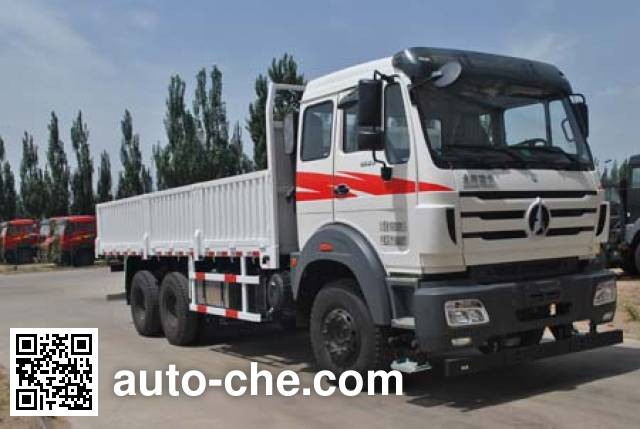 Beiben North Benz cargo truck ND1250BD5J6Z01