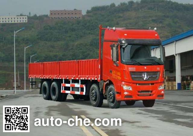Beiben North Benz cargo truck ND13104D46J7