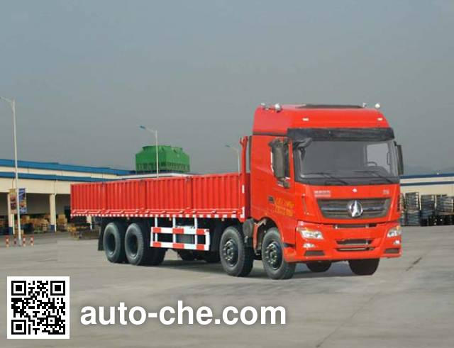 Beiben North Benz cargo truck ND13105D43J7