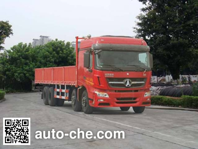 Beiben North Benz cargo truck ND13106D43J7