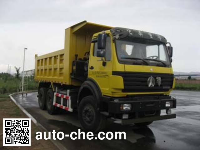 Самосвал Beiben North Benz ND32500B35