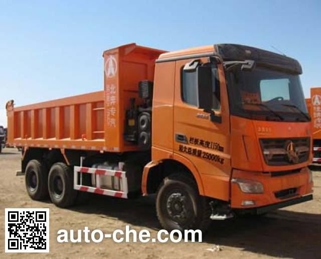 Самосвал Beiben North Benz ND32500B40J7