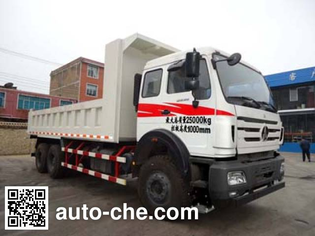 Beiben North Benz dump truck ND32500B45J