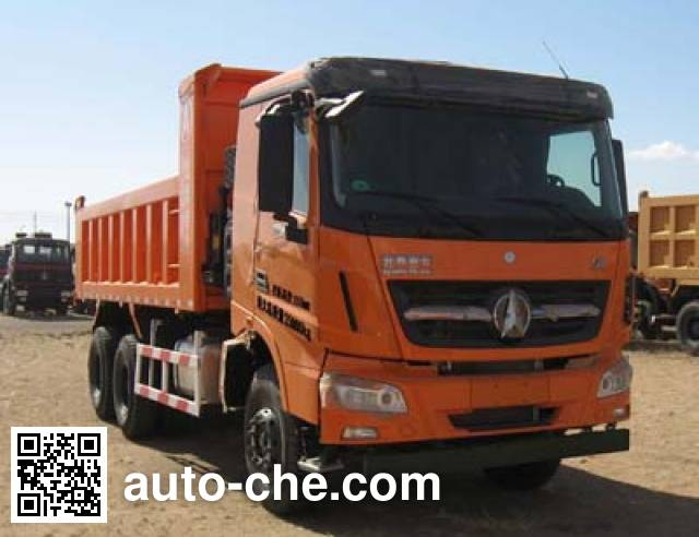 Beiben North Benz dump truck ND32501B45J7