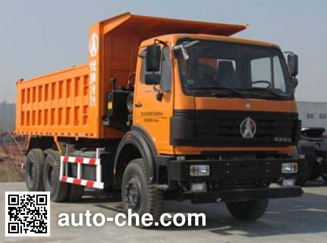 Beiben North Benz dump truck ND32502B38