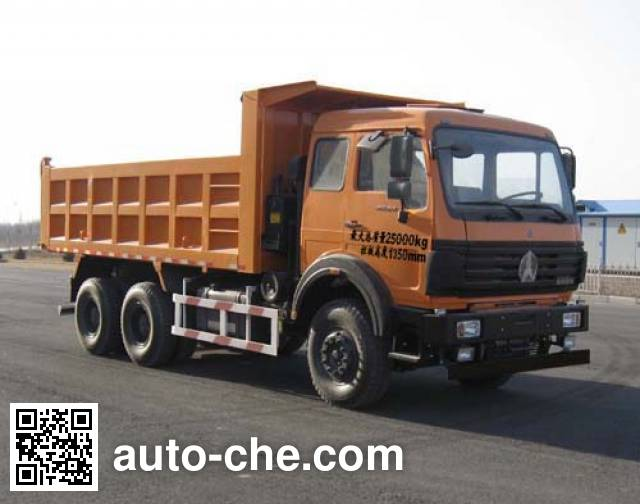 Самосвал Beiben North Benz ND3250B35J