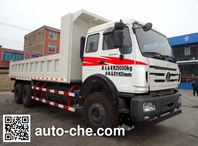 Beiben North Benz самосвал ND3250B38J6Z00