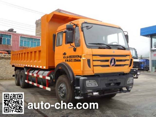 Beiben North Benz dump truck ND3250B38J6Z01