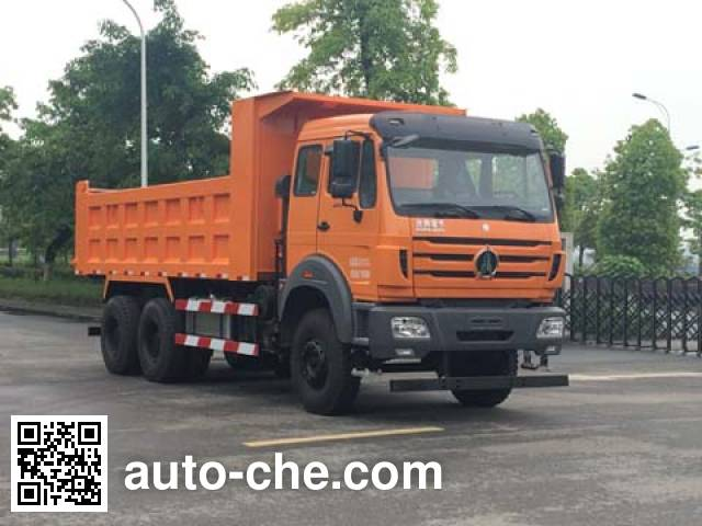 Beiben North Benz dump truck ND3250BD4J6Z00
