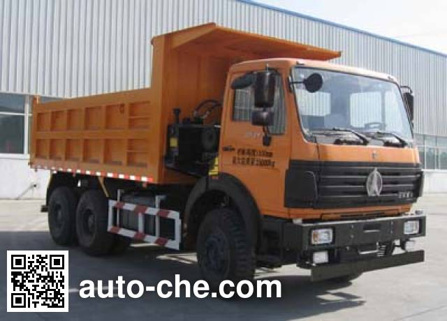 Самосвал Beiben North Benz ND3254F38