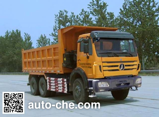 Самосвал Beiben North Benz ND3258B38