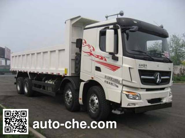 Beiben North Benz dump truck ND33100D28J7