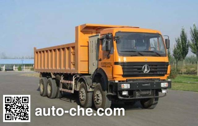 Самосвал Beiben North Benz ND33100D50