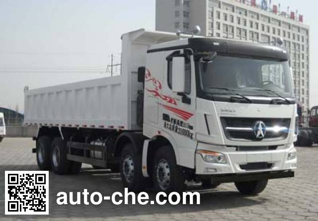 Beiben North Benz dump truck ND33100D31J7