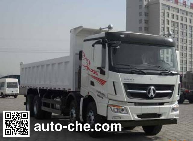 Самосвал Beiben North Benz ND33102D37J7