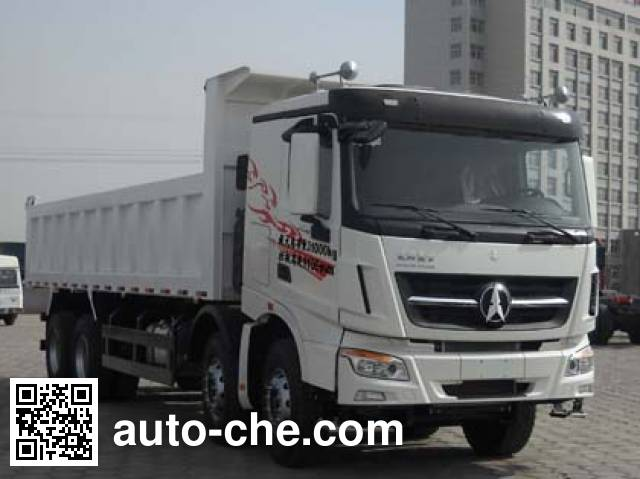 Самосвал Beiben North Benz ND33101D38J7