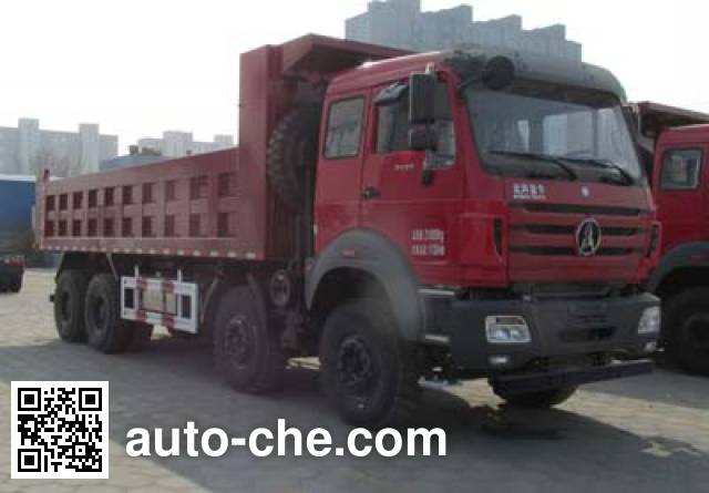 Самосвал Beiben North Benz ND33101D37J