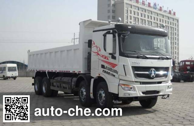 Beiben North Benz dump truck ND3310D37J7Z01