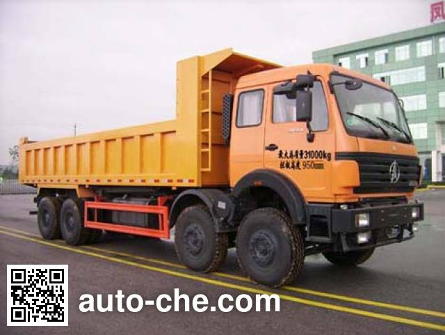 Самосвал Beiben North Benz ND3310D46J6Z00