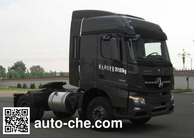 Beiben North Benz tractor unit ND41800A36J7