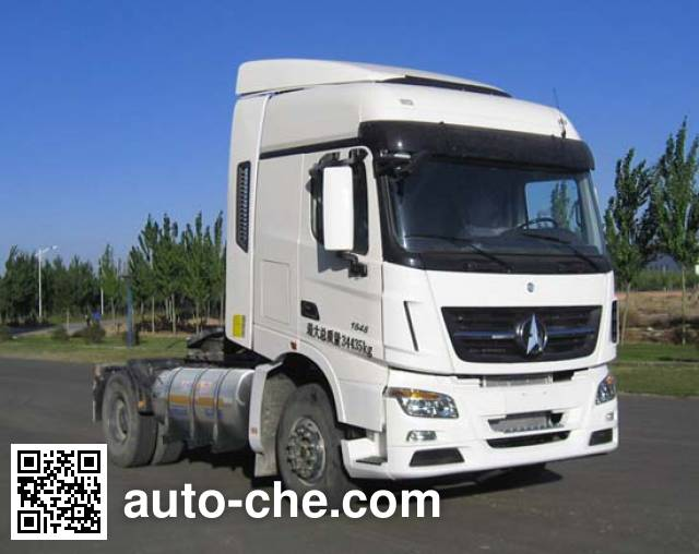 Beiben North Benz tractor unit ND4180A38J7Z00