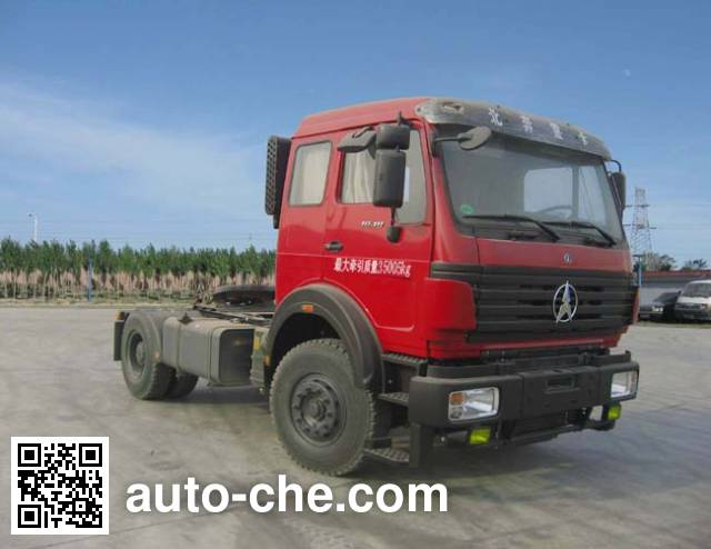 Контейнеровоз Beiben North Benz ND4186A35J