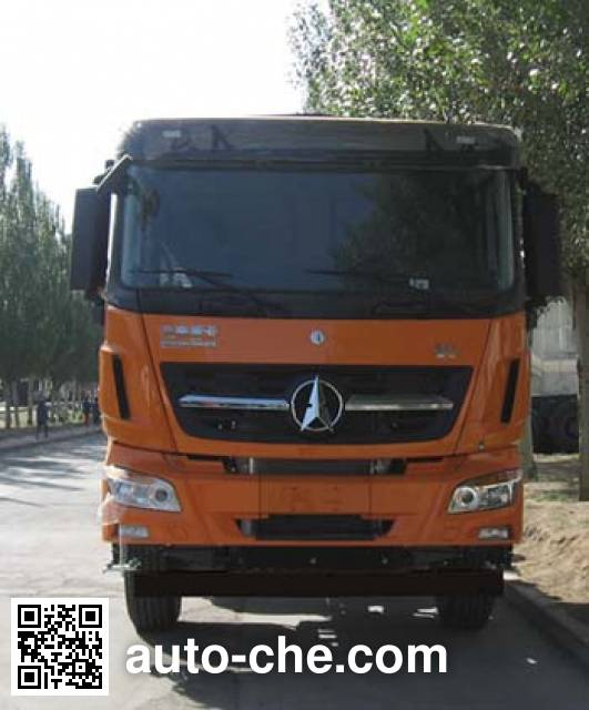 Beiben North Benz фургон (автофургон) ND5310XXYZ04