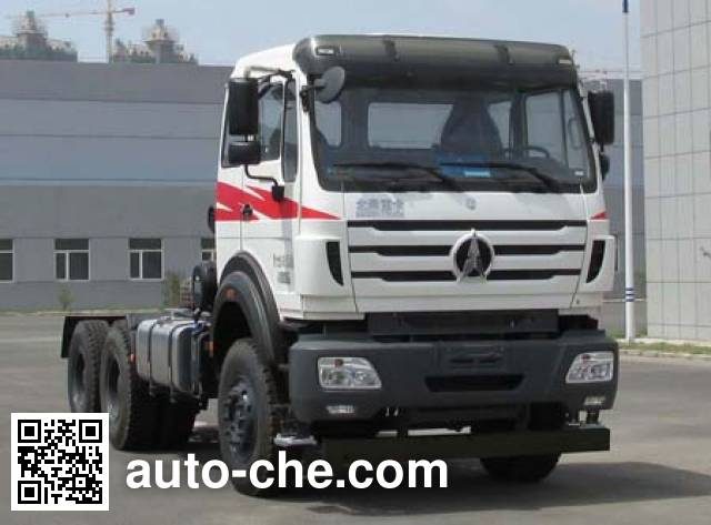Beiben North Benz контейнеровоз ND4250BD4J6Z03