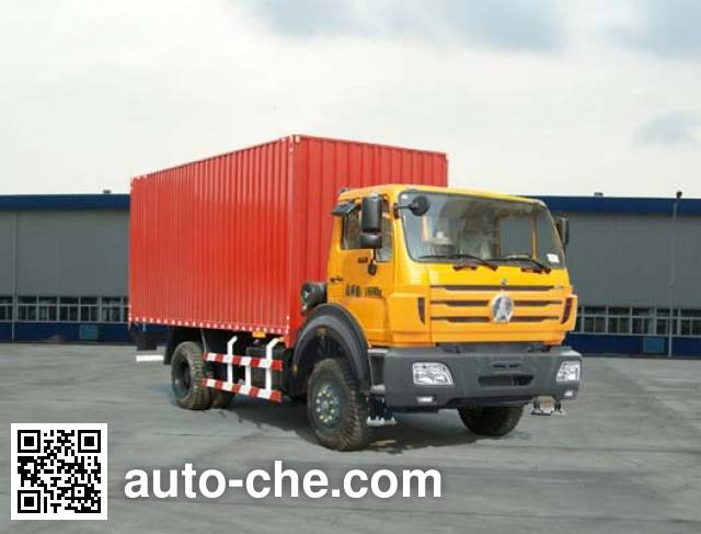 Beiben North Benz фургон (автофургон) ND5160XXYZ04