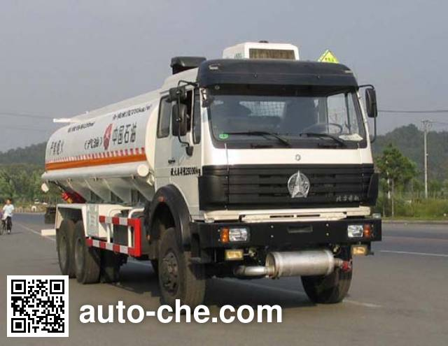 Beiben North Benz fuel tank truck ND52501GJYZ