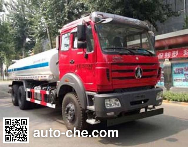 Автоцистерна для воды (водовоз) Beiben North Benz ND5250GGSZ01