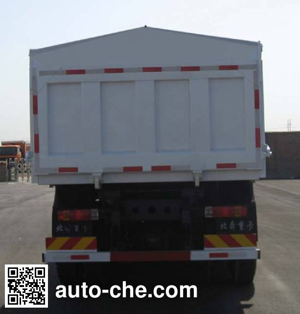 Beiben North Benz dump garbage truck ND5250ZLJZ05