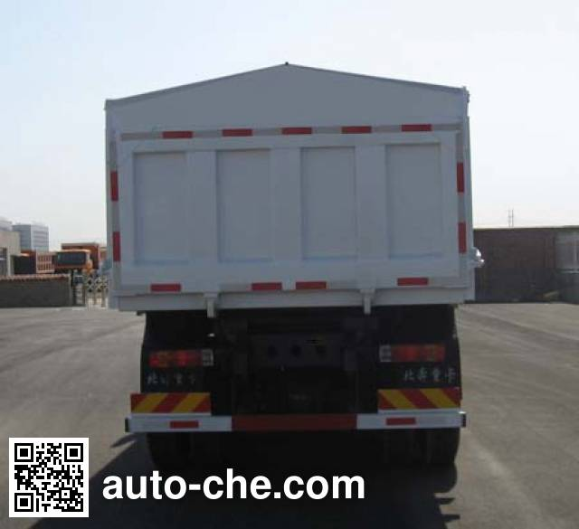 Beiben North Benz dump garbage truck ND5250ZLJZ11