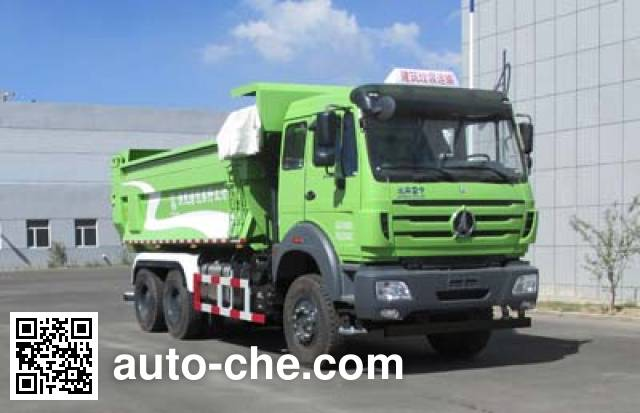Самосвал мусоровоз Beiben North Benz ND5250ZLJZ13