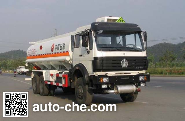 Beiben North Benz fuel tank truck ND5258GJYZ