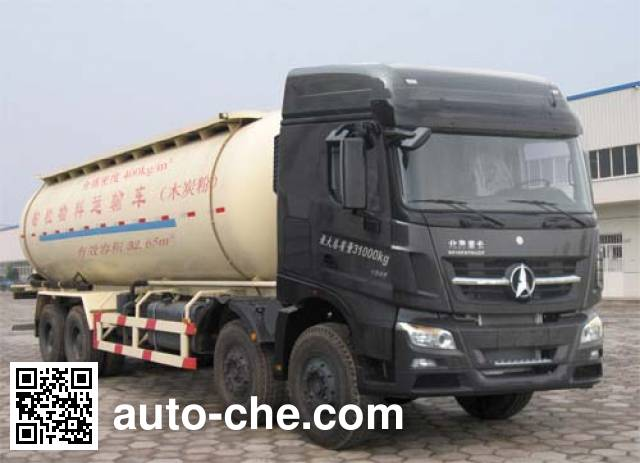 Beiben North Benz low-density bulk powder transport tank truck ND5310GFLZ00