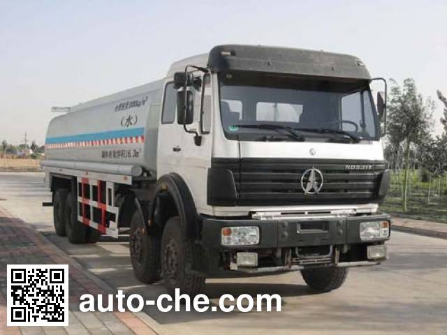 Автоцистерна для воды (водовоз) Beiben North Benz ND5310GGSZ00