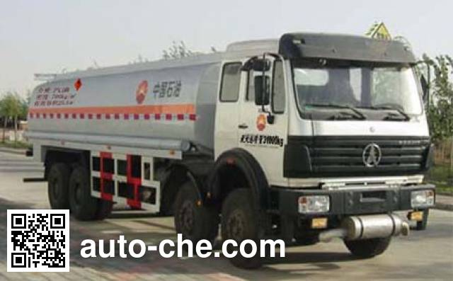 Beiben North Benz fuel tank truck ND5310GJYZ04