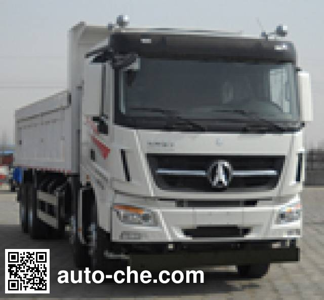 Beiben North Benz dump garbage truck ND5310ZLJZ08
