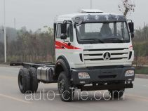 Beiben North Benz truck chassis ND1160AD5J6Z01