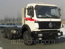 Beiben North Benz truck chassis ND12500B50