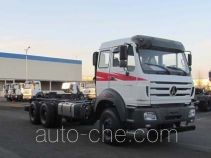 Beiben North Benz truck chassis ND1250BD5J6Z00